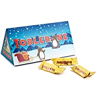 Toblerone瑞士三角牛奶巧克力含蜂蜜及巴旦木糖(单粒装)200g (瑞士进口)