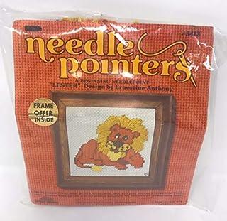 复古 1975 针指针 初学者 Lester The Lion 针点套装