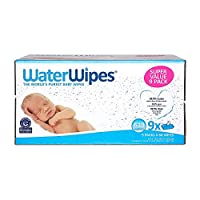 waterwipes 超值嬰兒濕巾 540 Count 540