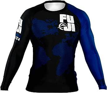 Fuji Sekai IBJJF LS 蓝色*衣 4506-XXL