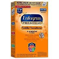 Enfagrow 美赞臣安儿宝 PREMIUM Toddler Transitions 婴幼儿过渡期配方奶粉,28盎司/794克 盒装