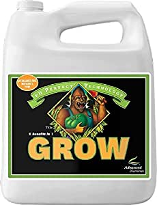 Advanced Nutrients pH 完美成长植物营养素 4 Liter 1301-15