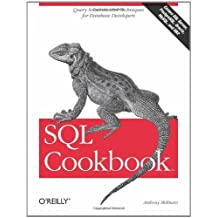 SQL Cookbook: Query Solutions and Techniques for Database Developers (Cookbooks (O'Reilly)) (English Edition)