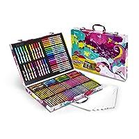 Crayola 绘儿乐灵感画笔套装-粉色 (适用年龄4岁及以上)