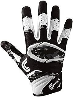 Cutters Gloves S451 Rev Pro 2.0 侧卫接球手手套 带粘性C-Tack抓握