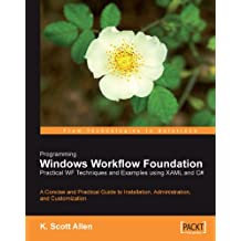 Programming Windows Workflow Foundation: Practical WF Techniques and Examples using XAML and C# (English Edition)