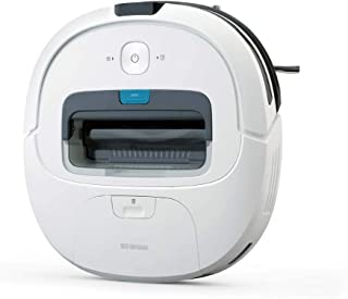 IRIS OHYAMA 爱丽思欧雅玛 扫地机器人吸尘器 水擦拭 自动充电 防止掉落 防撞 预约功能 附带遥控器 IC-R01-W