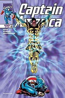 """Captain America (1998-2002) #15 (English Edition)"",作者:[Waid, Mark]"