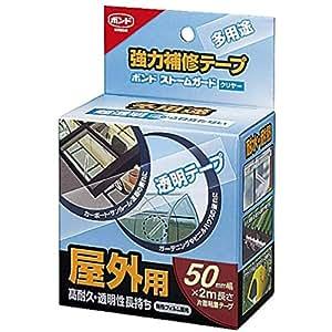 コニシ ボンドストームガードクリヤー 50mm 幅:50mm