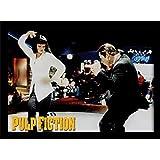 Pulp Fiction 30 x 40 cm 舞蹈带框印刷品