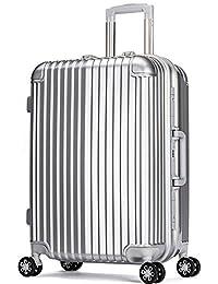 JamayZeyliner 佳美吉利亚 抗摔耐磨行李箱拉杆箱登机箱托运箱万向轮铝框箱静音轮4002