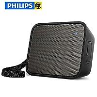 Philips飞利浦 防水蓝牙音箱 BT110 (黑)