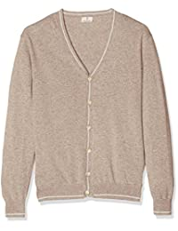 Conte OF Cashmere 男式 GIACCA A righe 跳线
