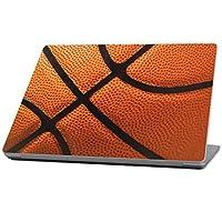 MightySkins 皮肤贴花包装兼容微软贴纸保护盖 100 种颜色可选MISURLAP-Basketball 篮球 Microsoft Surface Laptop