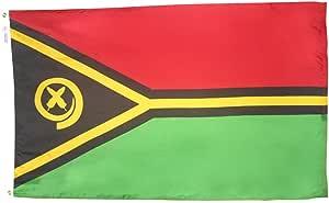 Annin Flagmakers 尼龙太阳镜 Nyl-Glo Vanuatu 旗帜 3x5' 199253