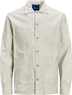 JACK & JONES 男士 Jorbastian 衬衫 Ls 衬衫