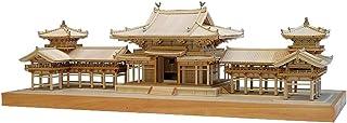 WoodyJOE 1/75 平等院 凤凰堂 木制模型 组装套件