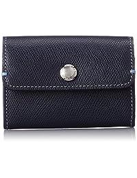 [菊池武夫] 零钱包 月票夹 带钥匙链 卡扣 710611