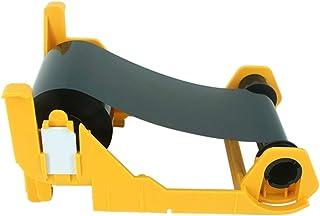 800033-801 黑色单色丝带,ZXP3 丝带,树脂黑色丝带,适用于 Zebra ZXP 系列 3 ZXP3 卡打印机,1000 张图片