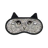LADONNA Aquarie 猫眼镜 [*用] 带皮带 RX27-AQ-BK 黑色 087136