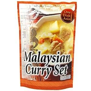 One Dish Asia厨易马来西亚咖喱汤料90g(泰国进口)