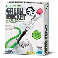 4M 环保科学系列 STEM科学益智玩具 环保火箭