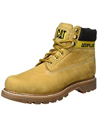 Caterpillar 男士 Colorado 短靴