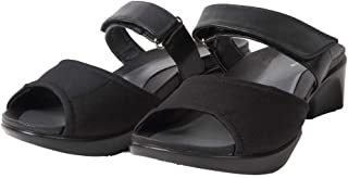 plus comfort Plus comfort 足弓支撑灯21 *凉鞋 021 黑色