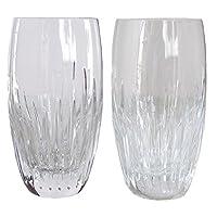 Baccarat 玻璃杯 按摩器 玻璃杯 高球 對 14cm 370cc 2811294 2811294