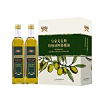 Gomesito皇家戈麦斯特级初榨橄榄油礼盒750ml*2(西班牙进口)