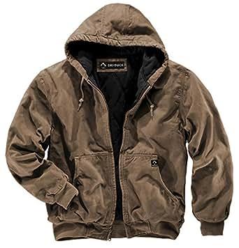 Dri-Duck Men's Cheyenne Jacket, Field Khaki, 3X-Large