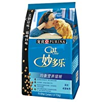 CatChow妙多乐均衡营养猫粮1.5kg