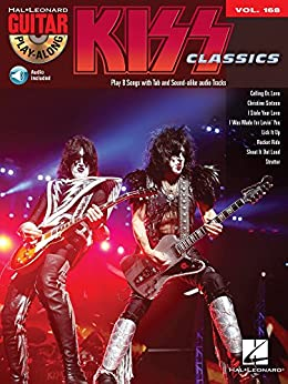 """Kiss Songbook: Guitar Play-Along Volume 168 (English Edition)"",作者:[KISS]"
