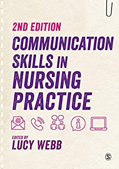 """Communication Skills in Nursing Practice (English Edition)"",作者:[Lucy Webb]"