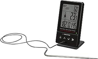 Heston Blumenthal 数字 5 合 1 温度计 - 双传感器,测量食物 + 烤箱烹饪温度,烤炉,深法国,BBQ & Jam,通用型 14.5cm 探针,平底夹,易读显示,大声蜂鸣