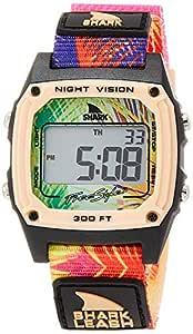Freestyle(フリースタイル) - 腕時計 多機能、100m防水、サーフィン101024 デジタル表示 布・ナイロン ベルトタイプ??- 多色 101024