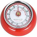 Dulton 道尔顿 厨房定时器(模拟) 红色 マグネット付 100-189RD
