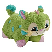 "Pillow Pets Animal Jam 可爱填充动物毛绒玩具 36 months to 1188 months 16"" Super Soft Stuffed Animal Plush Toy Lynx"