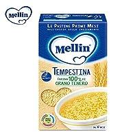 (跨境自营)(包税) Mellin 美林 婴儿辅食方形面320g