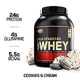 Optimum Nutrition Whey粉 饼干奶油味 5 磅(2.268千克)