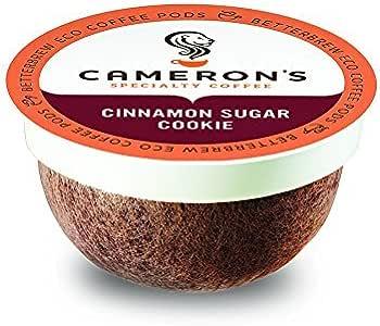 Cameron's Coffee 假日单用杯 72份