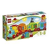 LEGO 乐高 DUPLO 得宝系列 数字火车 10847 1½-3岁 积木玩具 婴幼
