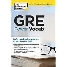 GRE Power Vocab (Graduate School Test Preparation) (English Edition)