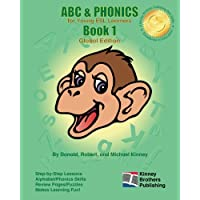 ABC & Phonics, Book 1: Global Edition