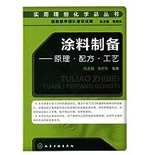 涂料制备:原理配方工艺 (实用精细化学品丛书)