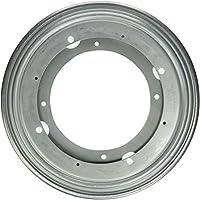 Azar Display P-9CLS 9 英寸圆形旋转底座由 0.79 厘米厚金属和电镀锌抗锈,750 磅承重能力(10 包)