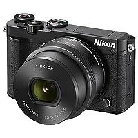 Nikon 尼康 1 J5 单电套机(1尼克尔 VR 10-30mm f/3.5-5.6 PD镜头)(黑色)