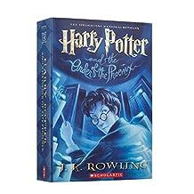 (进口原版)哈利波特系列与凤凰社 Harry Potter and the Order of the Phoenix