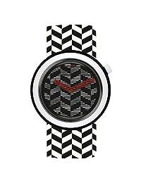 Swatch 斯沃琪 瑞士品牌 POP系列 石英男女适用手表 POP PNB104