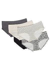 carole hochman 女款5-pack 低腰内裤